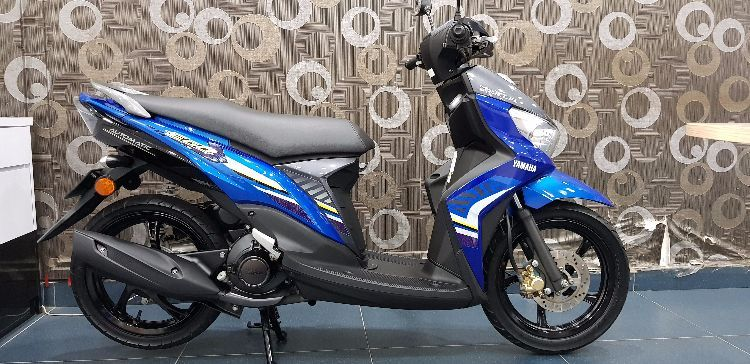 014 Yamaha Ego SI 115 (1 Owner Used,Tip Top Condition)