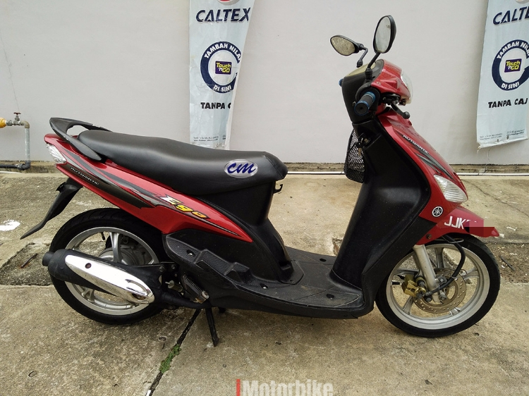 2005 Yamaha Ego - Scooter Secondhand
