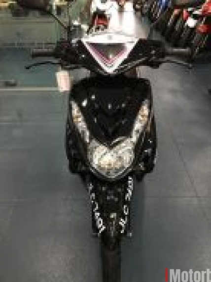 2008 Yamaha Ego S 115 (1 Owner Used)