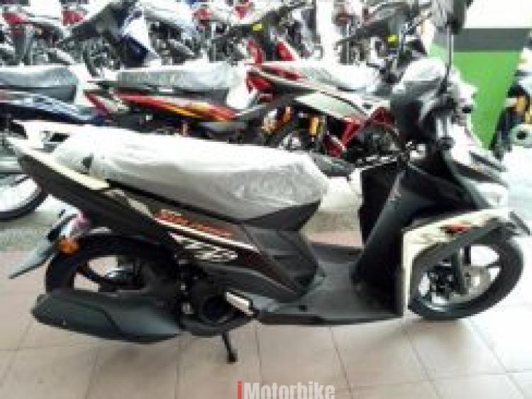 2017 Yamaha ego solariz 125 new arrival