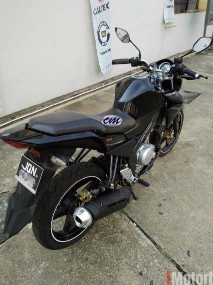 2014 Yamaha FZ 150 i Fuel Injection Fi FZ150 - 2014