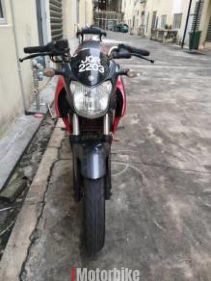 2015 Yamaha fz150i(s) 2015