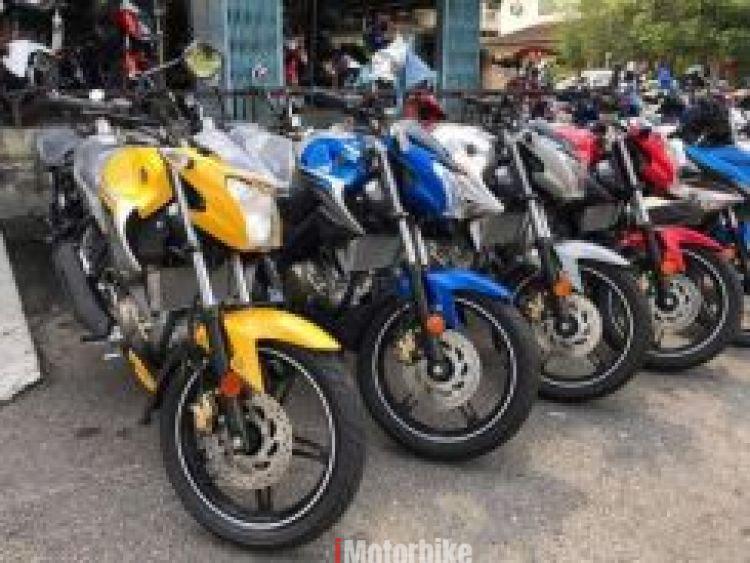 2017 Yamaha fz150 new model / FZ150 I / FZ 150