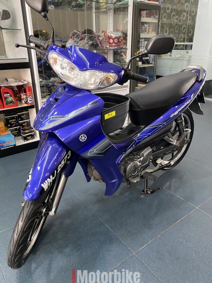 2004-Yamaha Lagenda 110Z (electric starter)