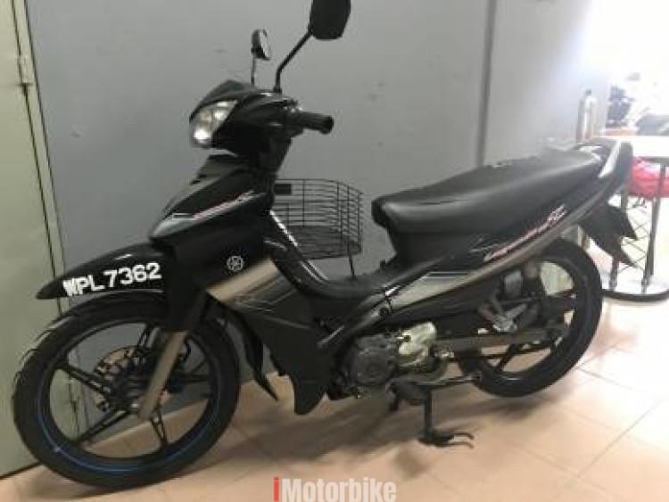 2006 Yamaha Lagenda110Z Secondhand - WPL 7362