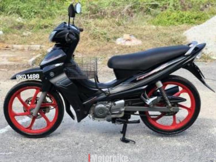 2010 2010 Yamaha Lagenda 110z cantik