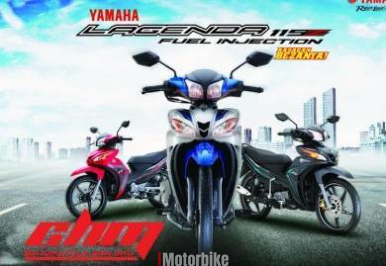 2018 2018 Yamaha lagenda deposit keluar motor URGENT Click on the heart to add this to your Favourite list.