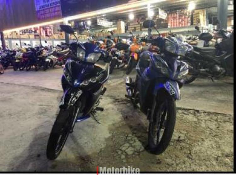 2010 Yamaha lagenda 115 lagenda115 tiptop enjin at sml