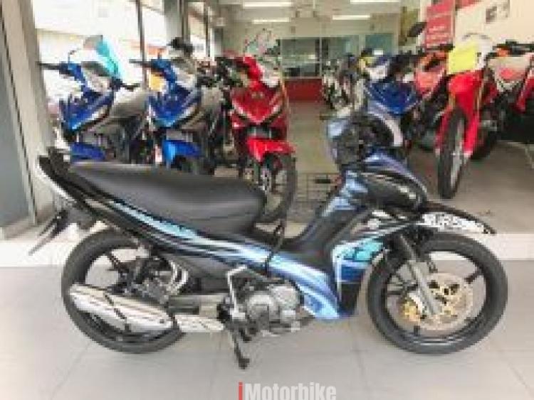2010 T WAY MOTOR - Yamaha lagenda 115zr starter (2010)