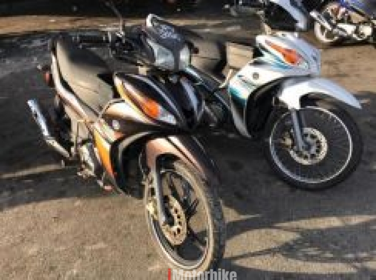 2013 Yamaha Lagenda On the Road Loan Kedai