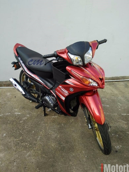 2014 Yamaha Lagenda 115 Fuel Injection fi - 2014