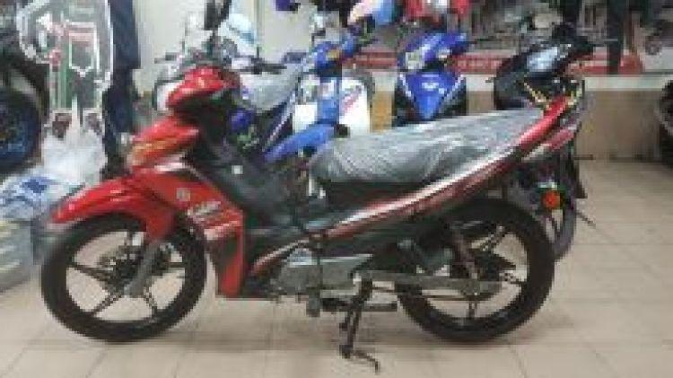 2015 Yamaha Lagenda 115z Fuel Injection