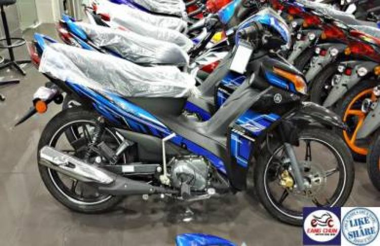 2017 115Z Yamaha Lagenda 115Z Givi Box Apply Now (4)