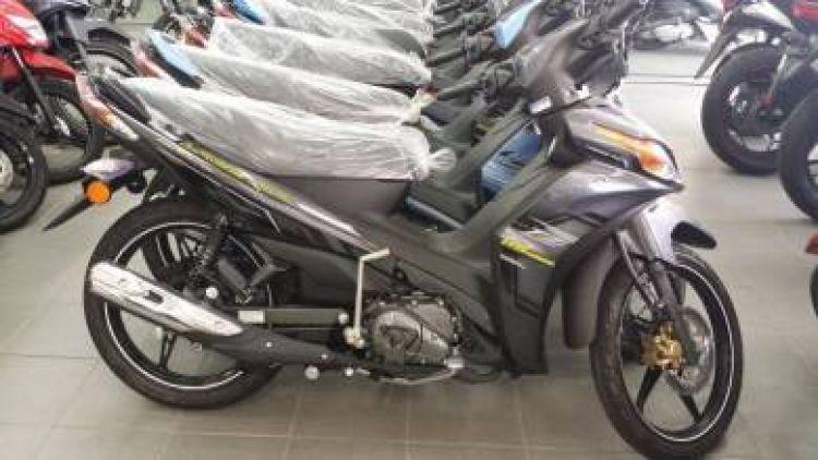 2017 Yamaha Lagenda 115Z 115Z Fi 115 Gong Xi Fa Cai