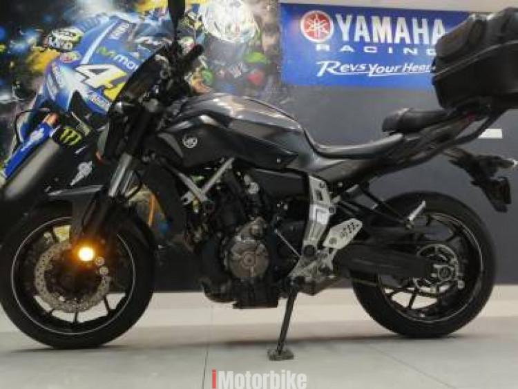 2016 Yamaha Mt07