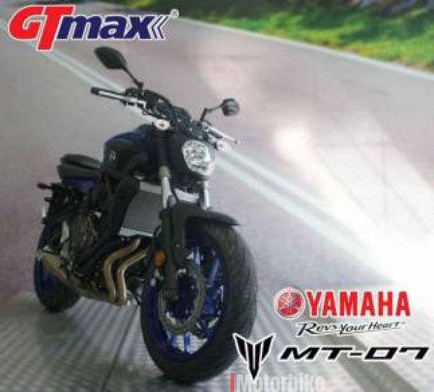 2017 2017 New YAMAHA MT-07 Promotion (GTMAX)