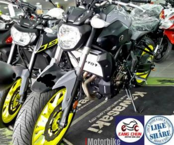 2017 MT-07 Great Deal Yamaha mt07 Mt 07 MUST VIEW CNY