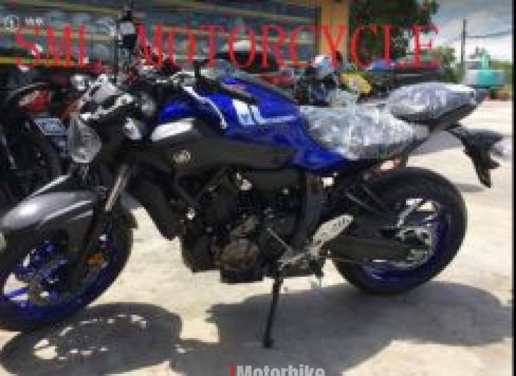2017 Yamaha MT-07 MT07 MT 07 FREE FULL SYSTEM SCPROJECT