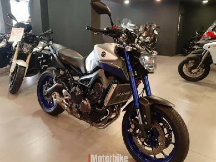 2016 Yamaha mt09 mt-09 mt 09 low mileage