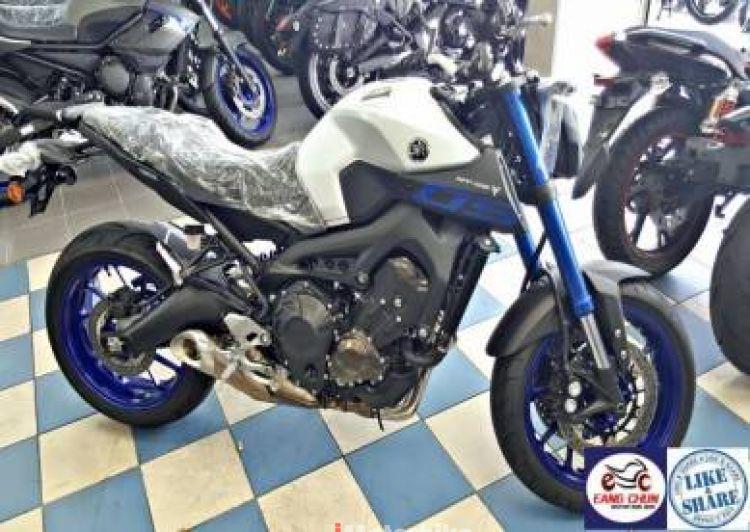 2017 MT09 Yamaha Mt 09 MT-09 24 Gifts or CashBACK