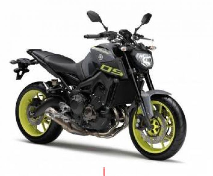 2017 New Yamaha MT-09 -CKD-  90% Credit - Special