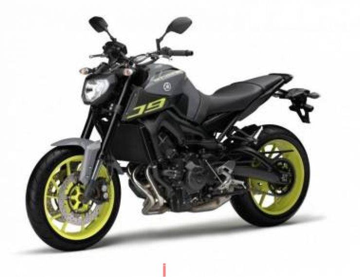 2017 New Yamaha MT-09 -CKD- Low Rate Now