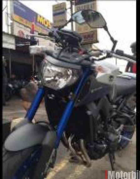 2017 Yamaha MT-09 MT09 MT 09 FREE FULL SYSTEM SCPROJECT