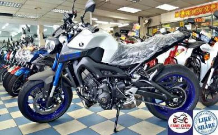 2017 Yamaha MT09 MT 09 MT-09- REBATE OR FULL Eksos Set