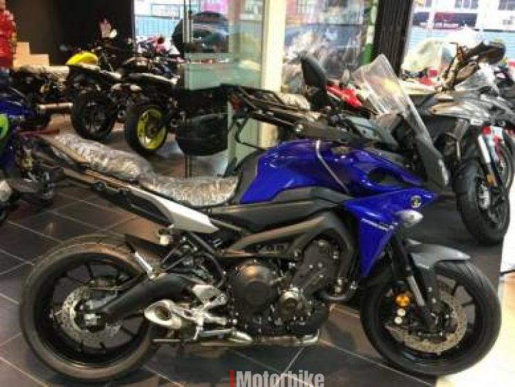 2017 New Yamaha MT-09 TRACER -CKD