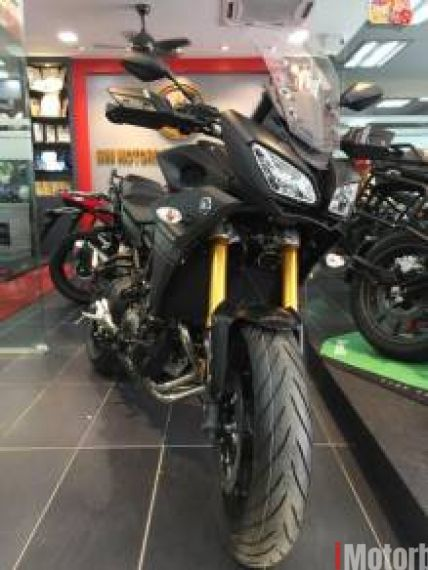 2017 New Yamaha MT-09 TRACER -CKD- Low Downpayment