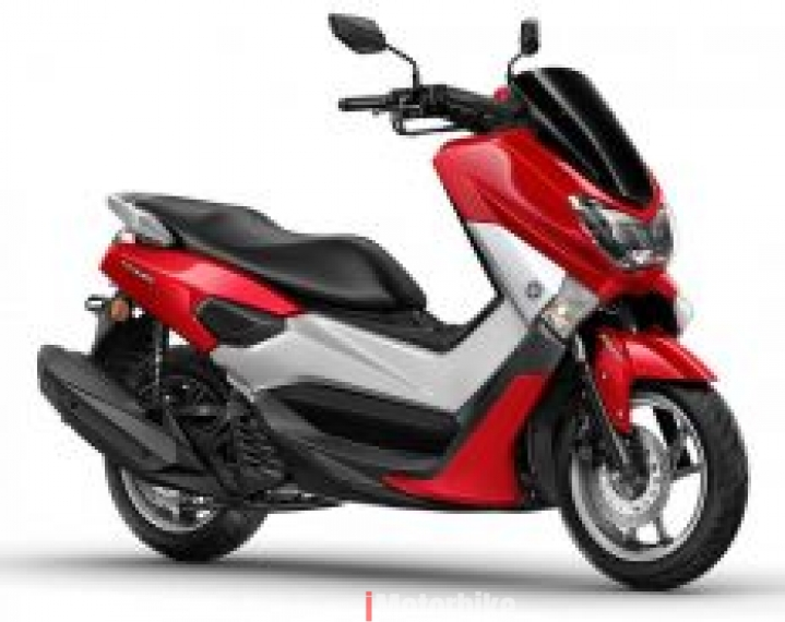 2017 Yamaha Scooter Nmax New Colour