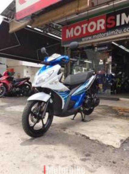 2015 Nouvo LC '15 MotorSim