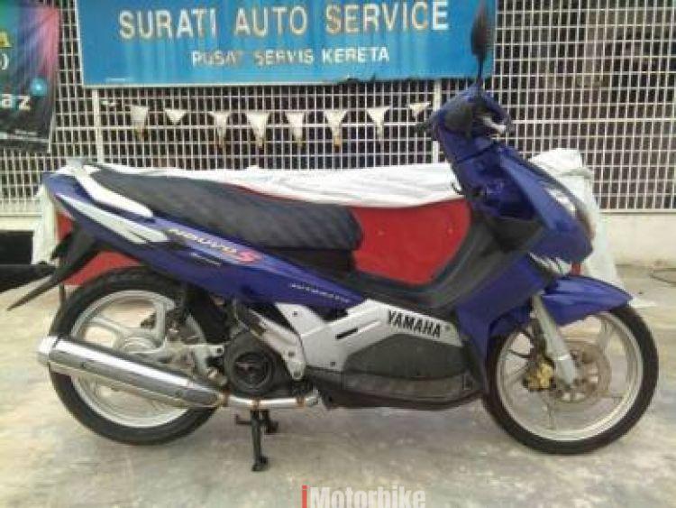 2008 2008 Yamaha Nouvo-S cantik Full Original