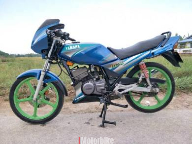 1995 Yamaha RXZ Mili cantik Rim AR