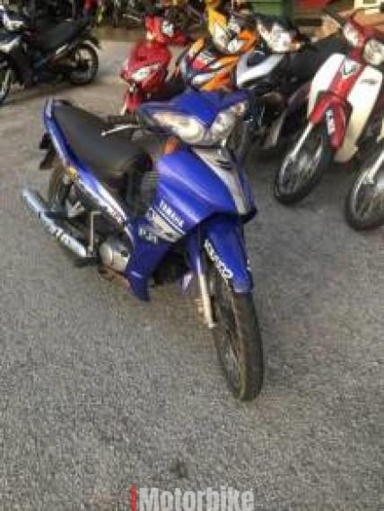 2007 Yamaha SRL 110 K