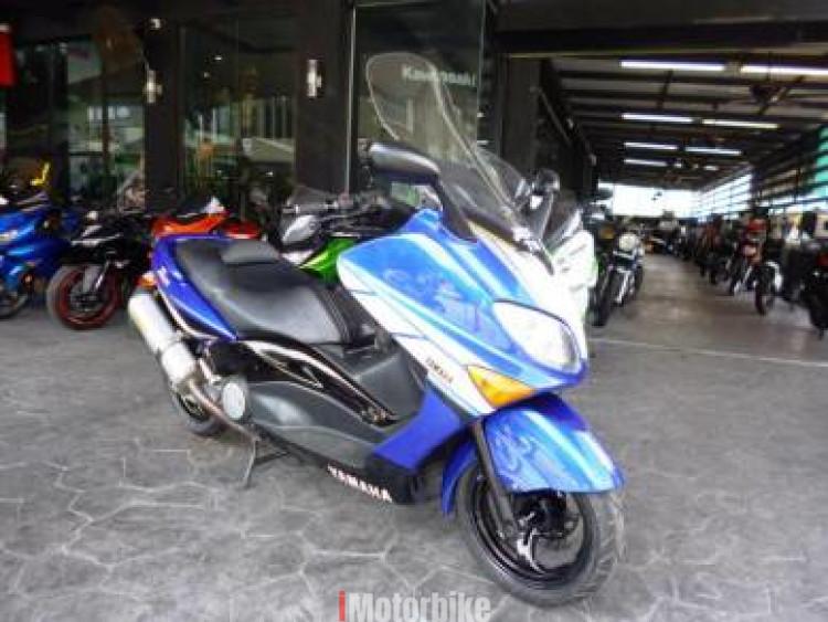 2001 Yamaha TMAX 500 Year Model 2001