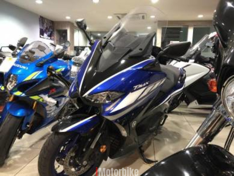 2017 2017 Yamaha T-max Tmax 530 SX Only 1 In Msia Unreg