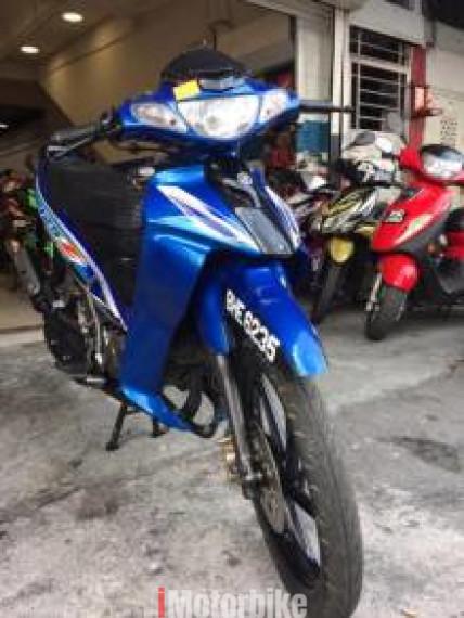 2004 Yamaha Y125 '04 MotorSim