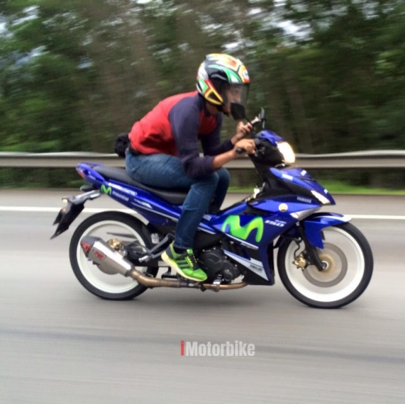 YAMAHA Y15ZR RACING EXHAUST R9 ASSEN STAINLESS STEEL, RM450, Exhaust  Systems Motorcycles, Kedah | imotorbike my