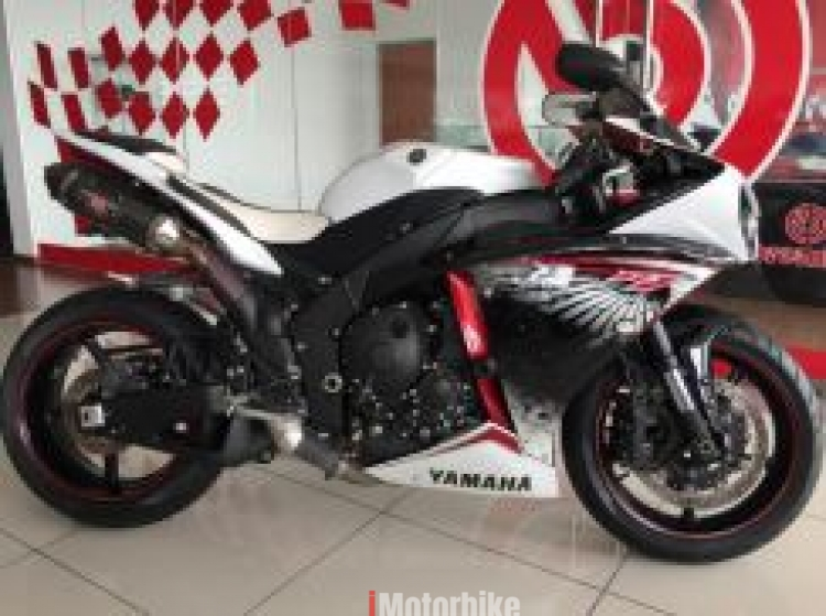 2012 2012 Unregister Yamaha YZF R1 Us Spec