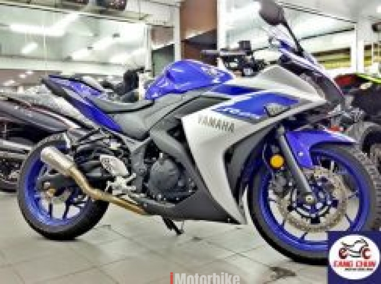 2016 2nd hand Yamaha R25 Blue Tip Top Condition