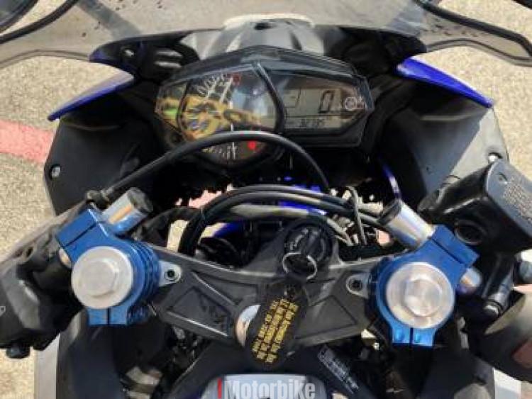 2016 Yamaha YZF R25 Low Mileage , ninja r15 rs200