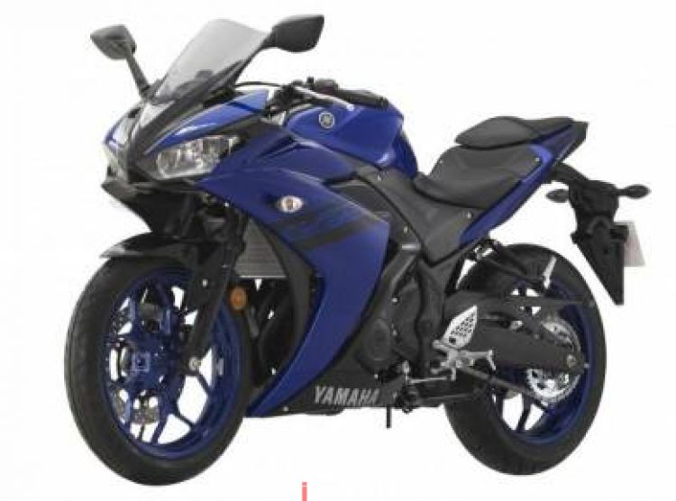 2018 Yamaha YZF R25 ATTRACTIVE PACKAGE