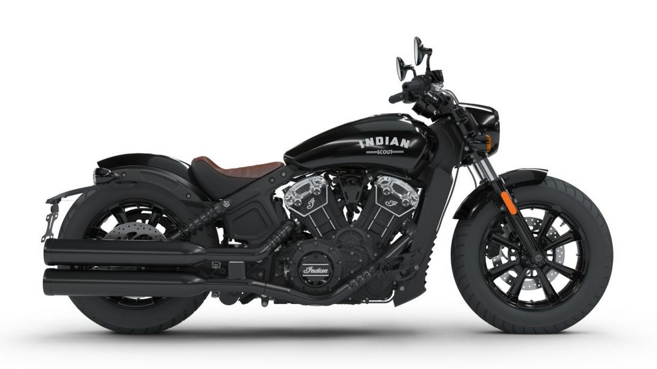 Indian Motorcycles Unveils All New 2018 Scout Bobber Imotorbike News