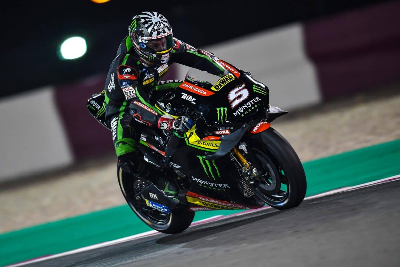 motogp qatar test zarco fastest as hafizh syahrin shines in losail imotorbike news. Black Bedroom Furniture Sets. Home Design Ideas