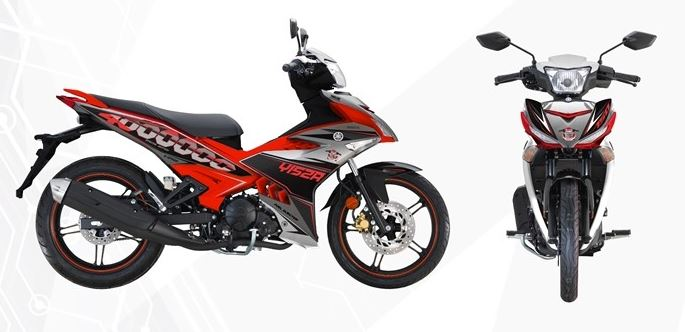 Yamaha Rolls Out The 4 000 000th Motorcycle Manufactured In Malaysia