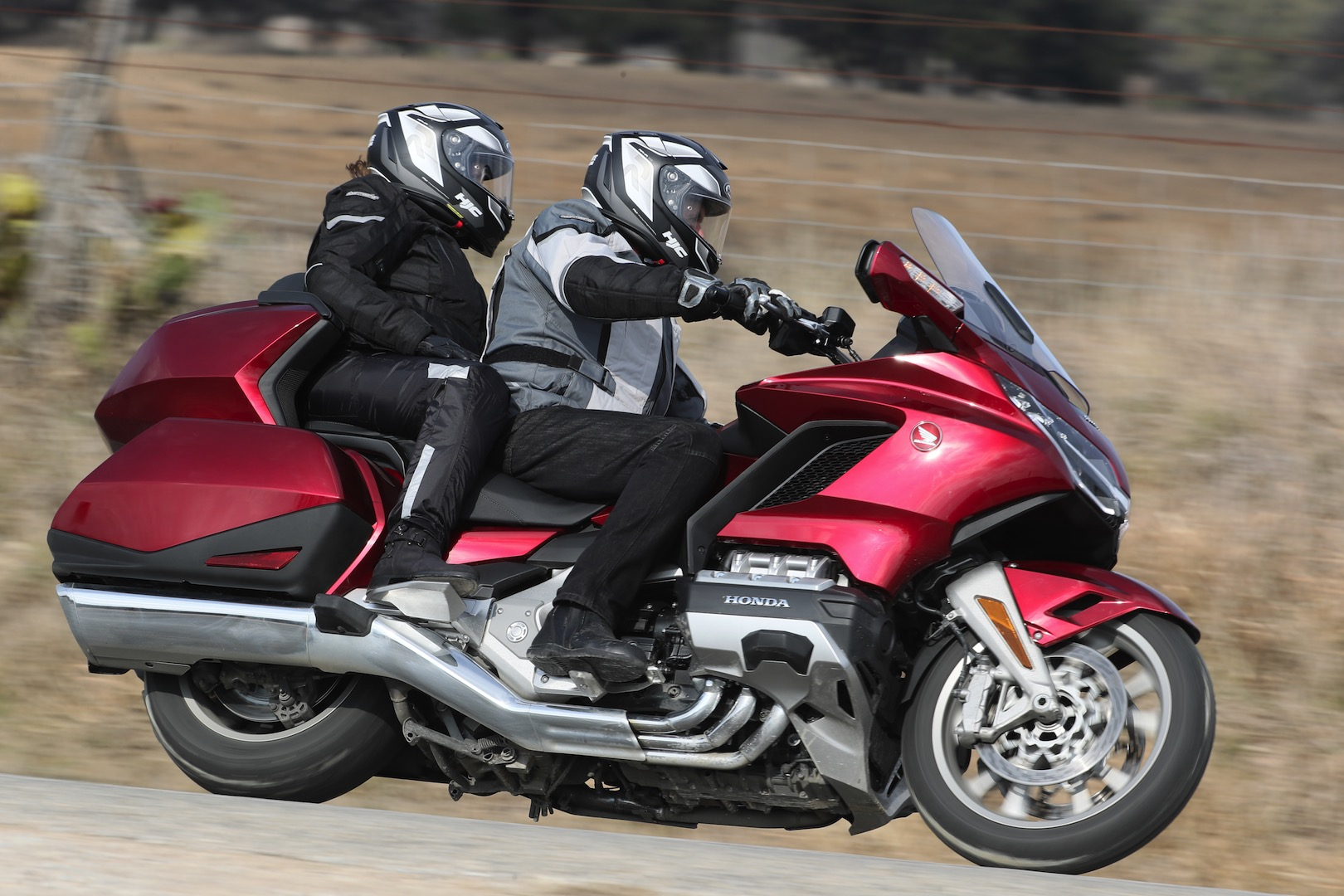 2018 Honda Gold Wing's upgrades takes everything up a notch - iMotorbike News