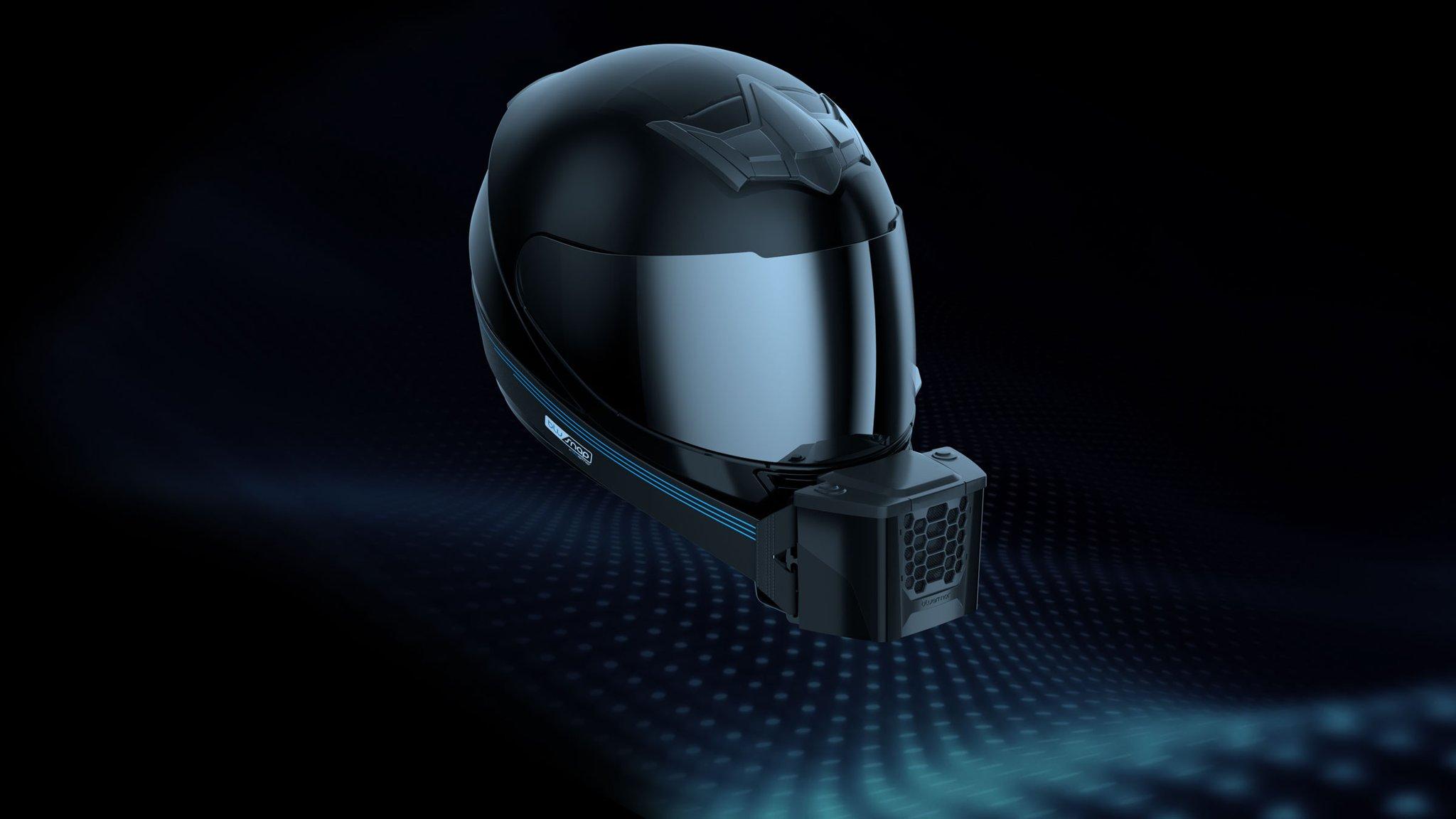 Cùng tìm hiểu về Blusnap: điều hòa nhiệt độ cho mũ bảo hiểm của bạn