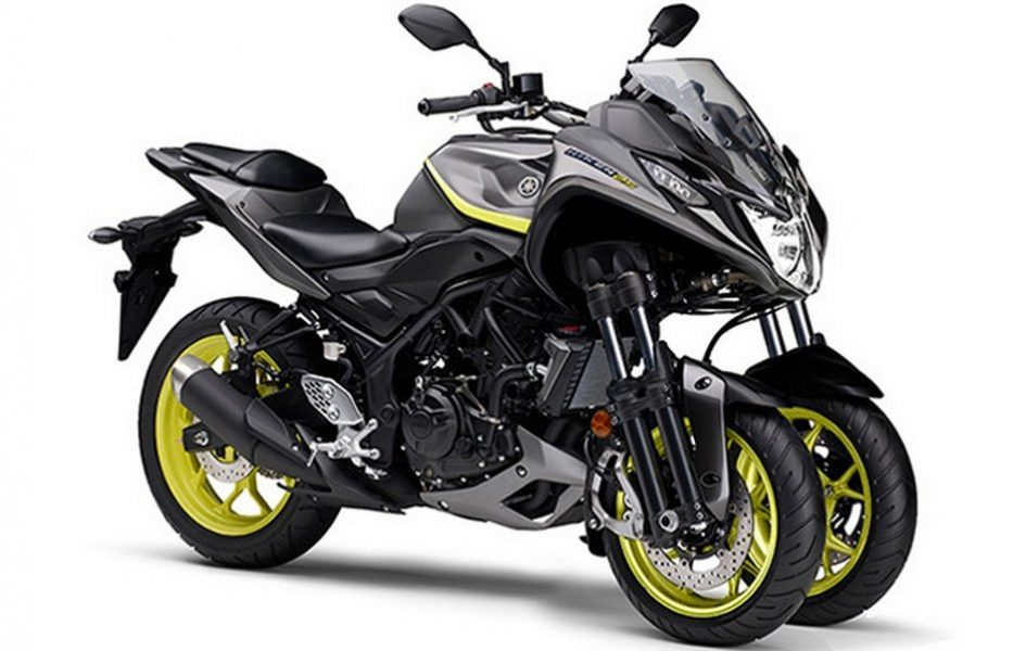 yamaha working on a new niken 300 imotorbike news. Black Bedroom Furniture Sets. Home Design Ideas