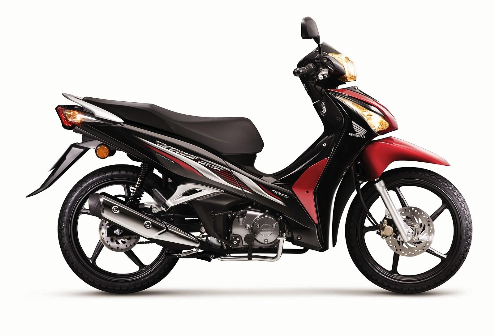 Honda thailand introduces all new wave 125i